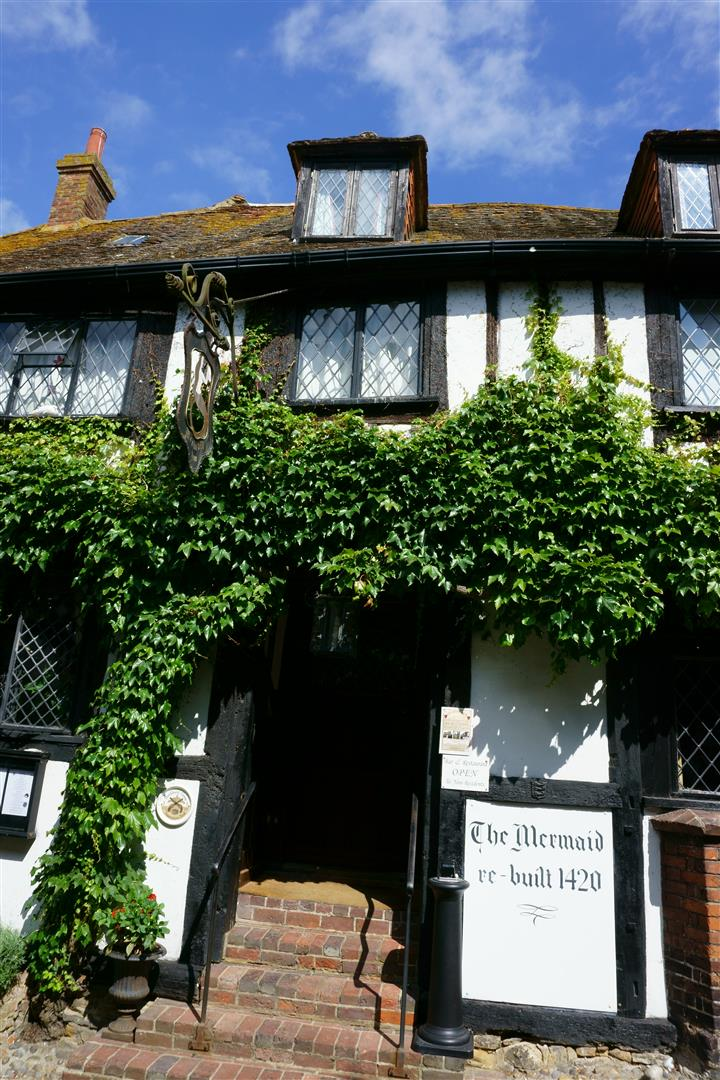 Rye - old pub