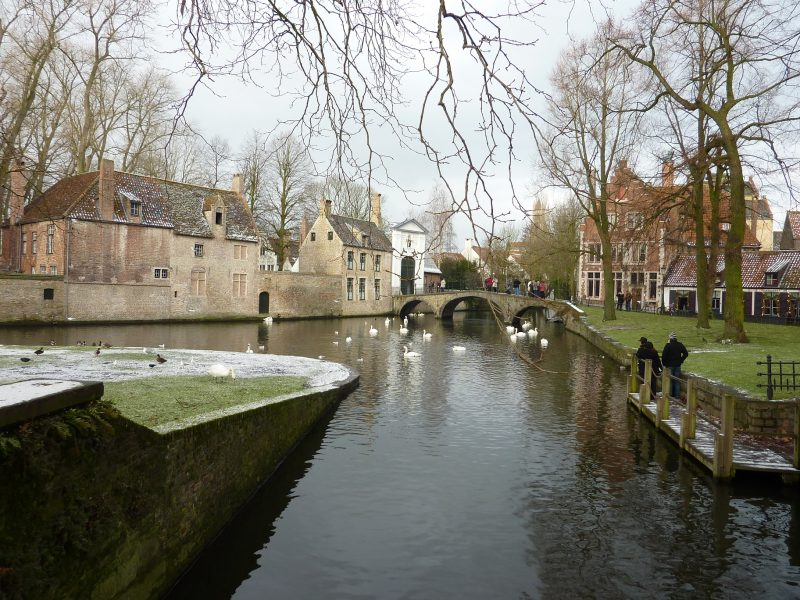 Top 5 European Destinations - Bruges