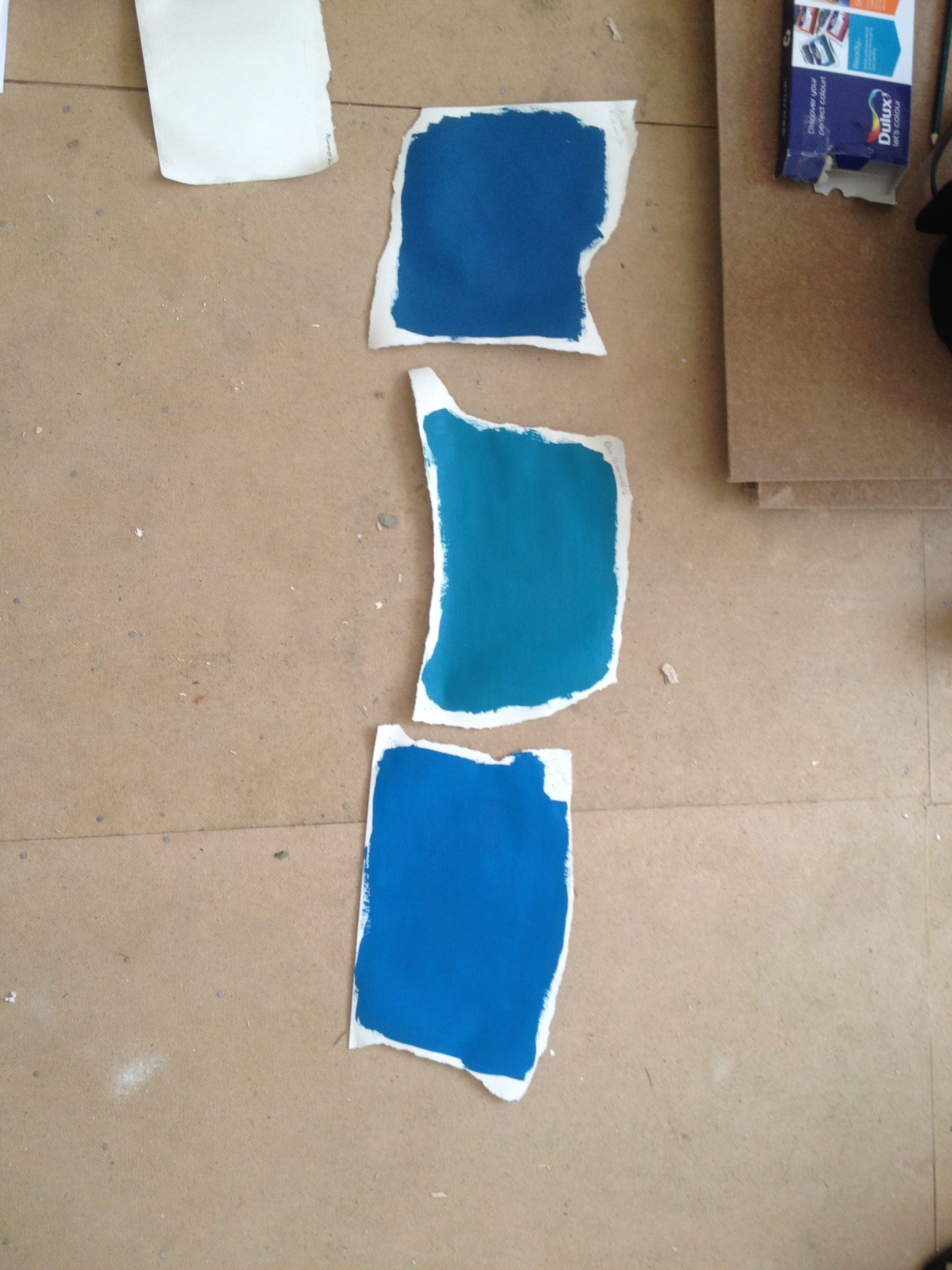 Dream, paint, create