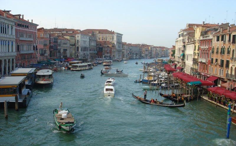 Top 5 European Destinations - Venice