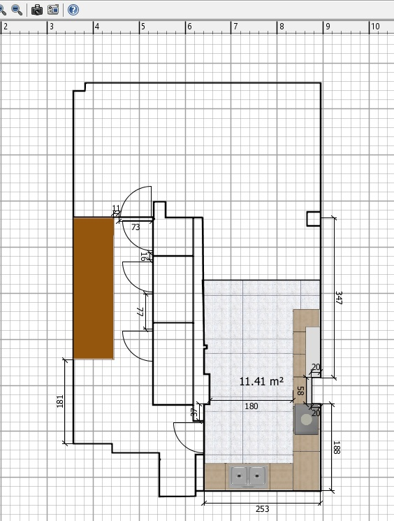 Planning and designing a kitchen