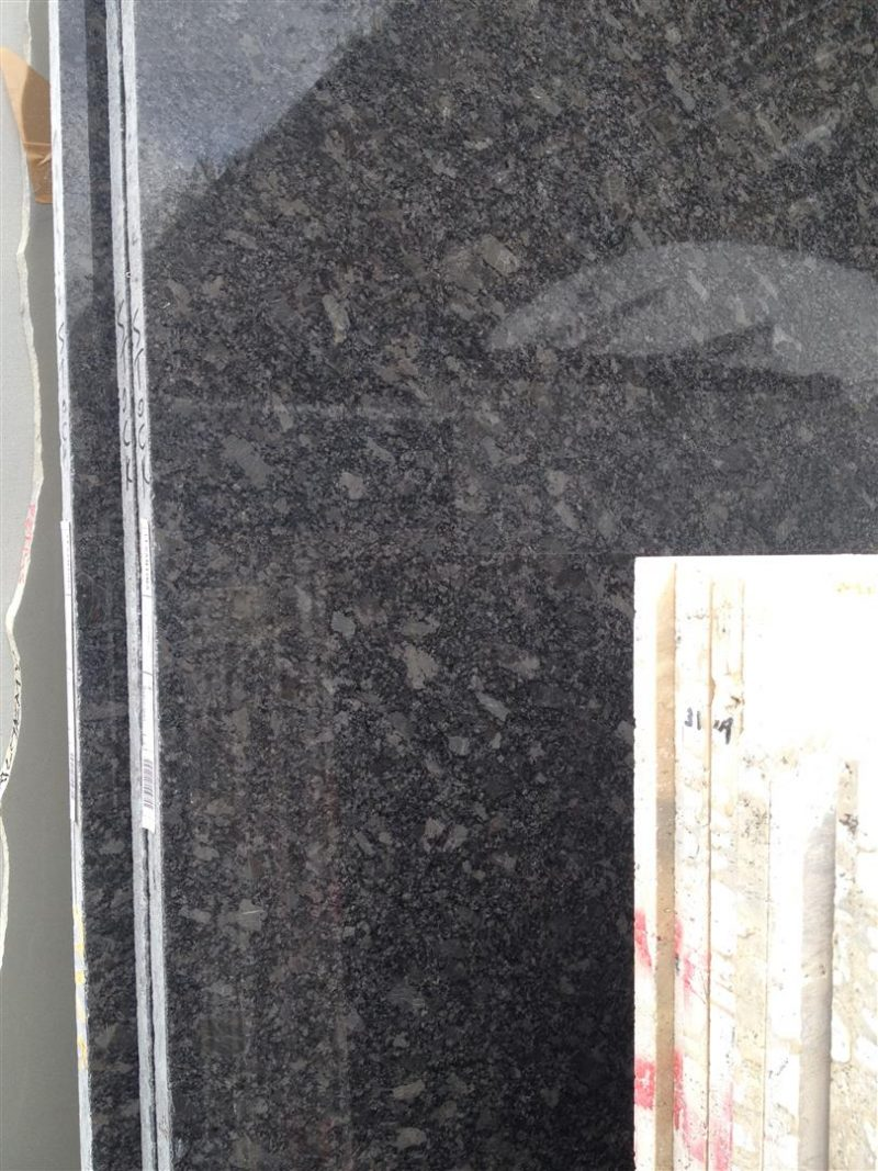 Choosing kitchen worktops - Granite