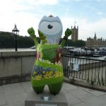 London itinerary - Along the Thames river