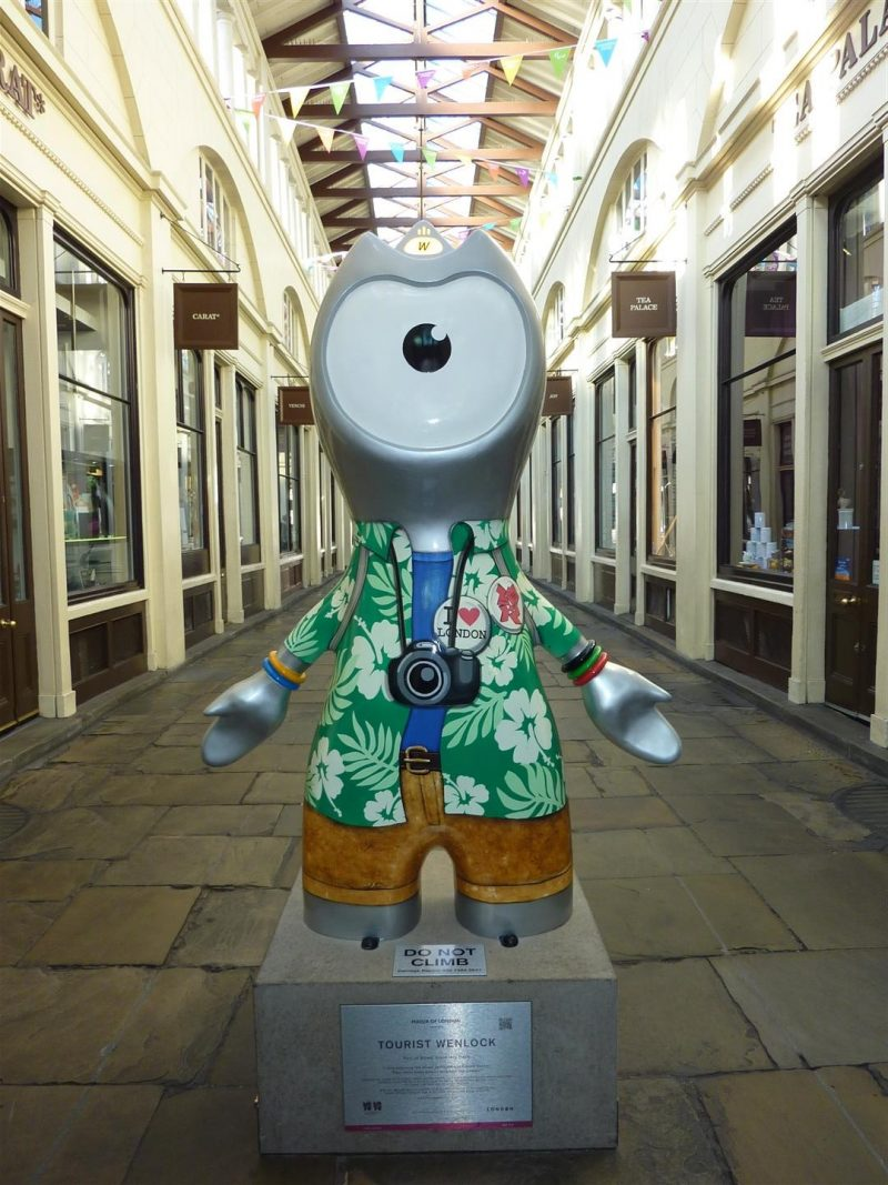 London itinerary - Covent Garden