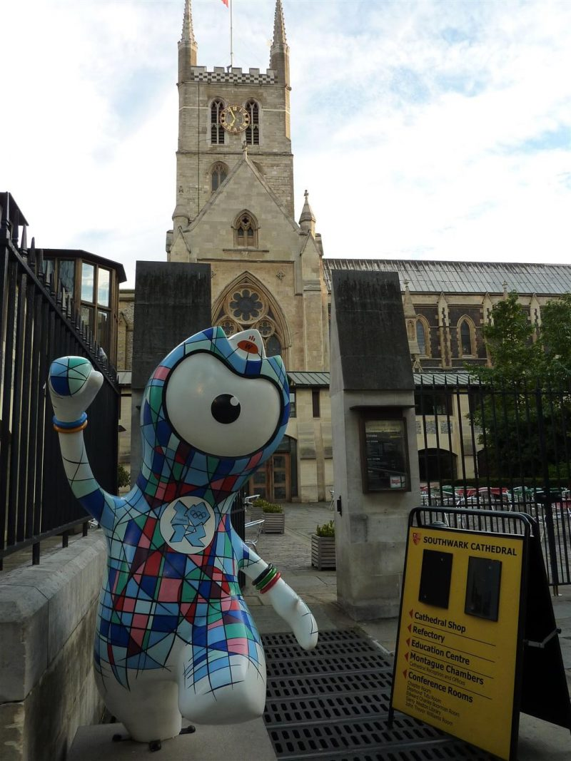 London itinerary - Southwark Cathedral