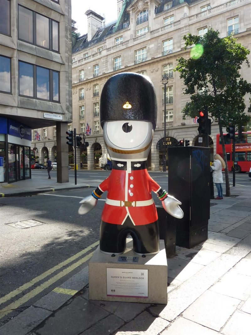 London itinerary - The Ritz
