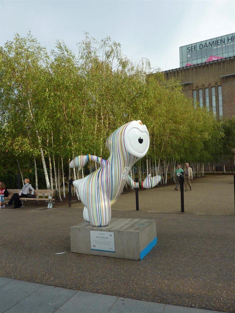 London itinerary - Tate Modern