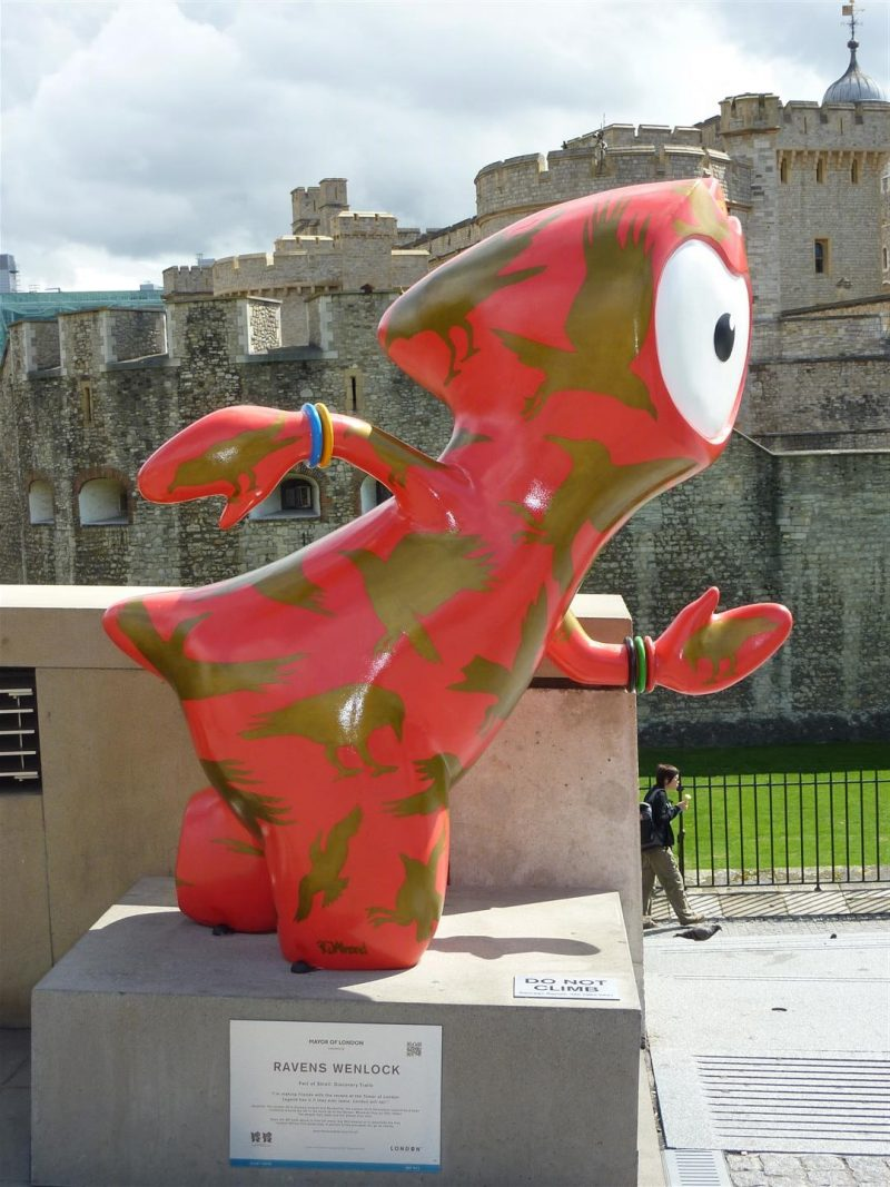 London itinerary - Tower of London