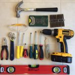 Basic tools required for DIY