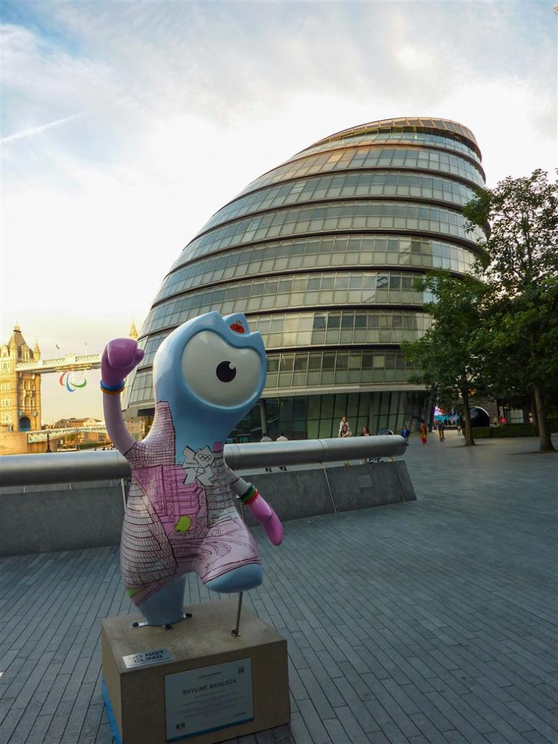 London itinerary - City Hall