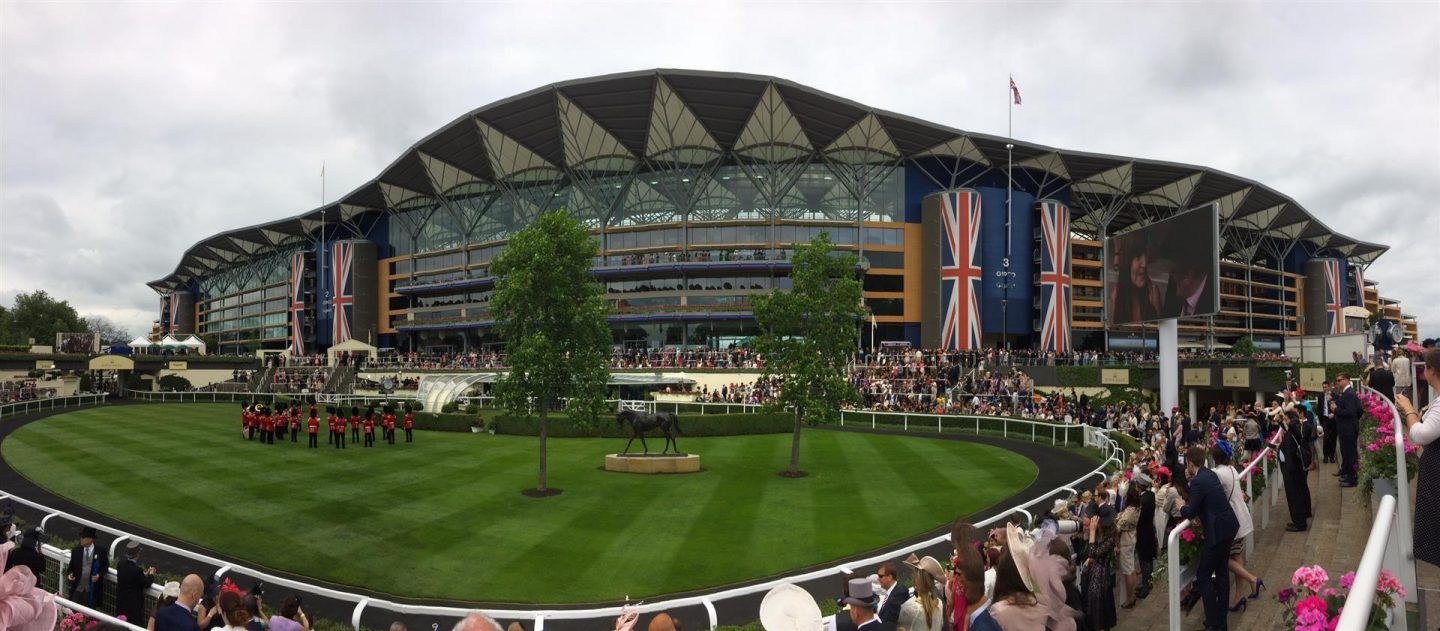 The Royal Ascot experience
