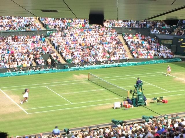 Wimbledon Fever!