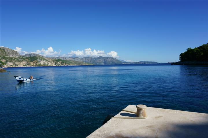 Seaview from Lokrum Island