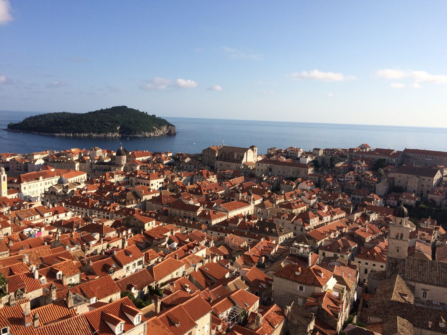 Hello from Dubrovnik!
