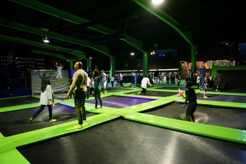 London FlipOut Trampoline Park