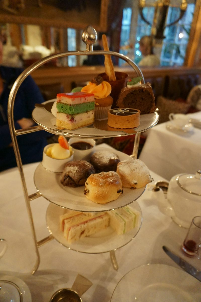 Winter Wonderland Afternoon Tea at The Chesterfield Hotel