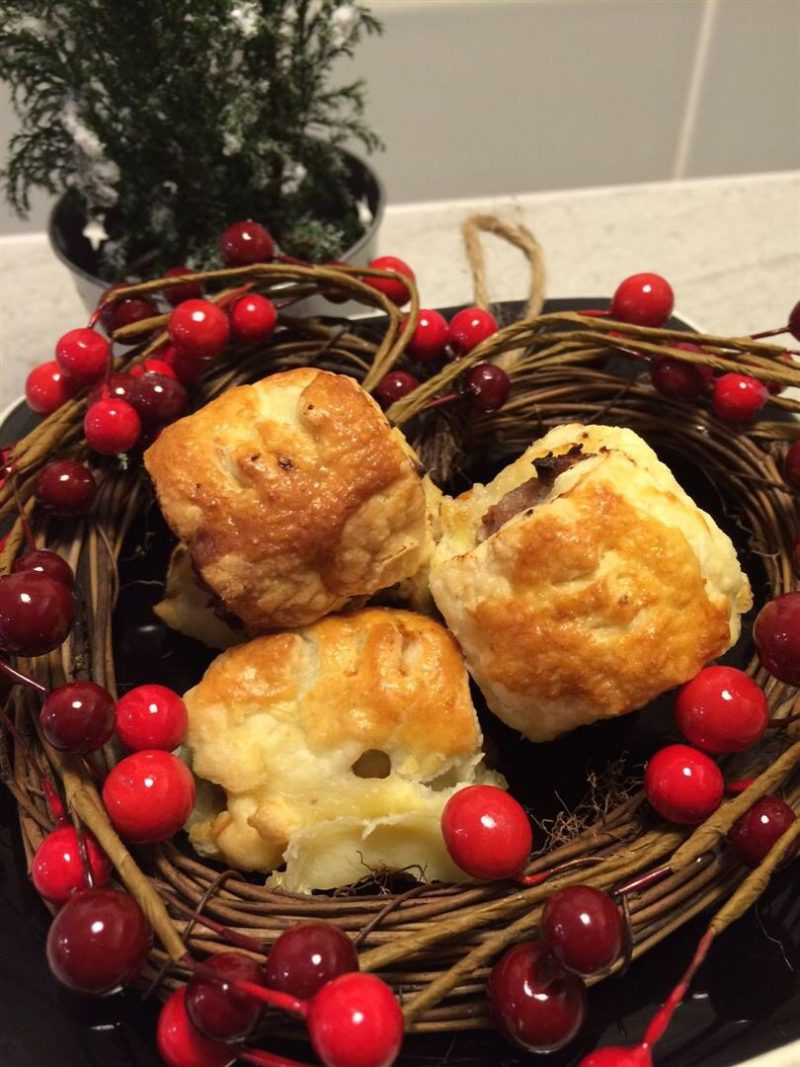 Christmas Food - Sausage rolls recipe