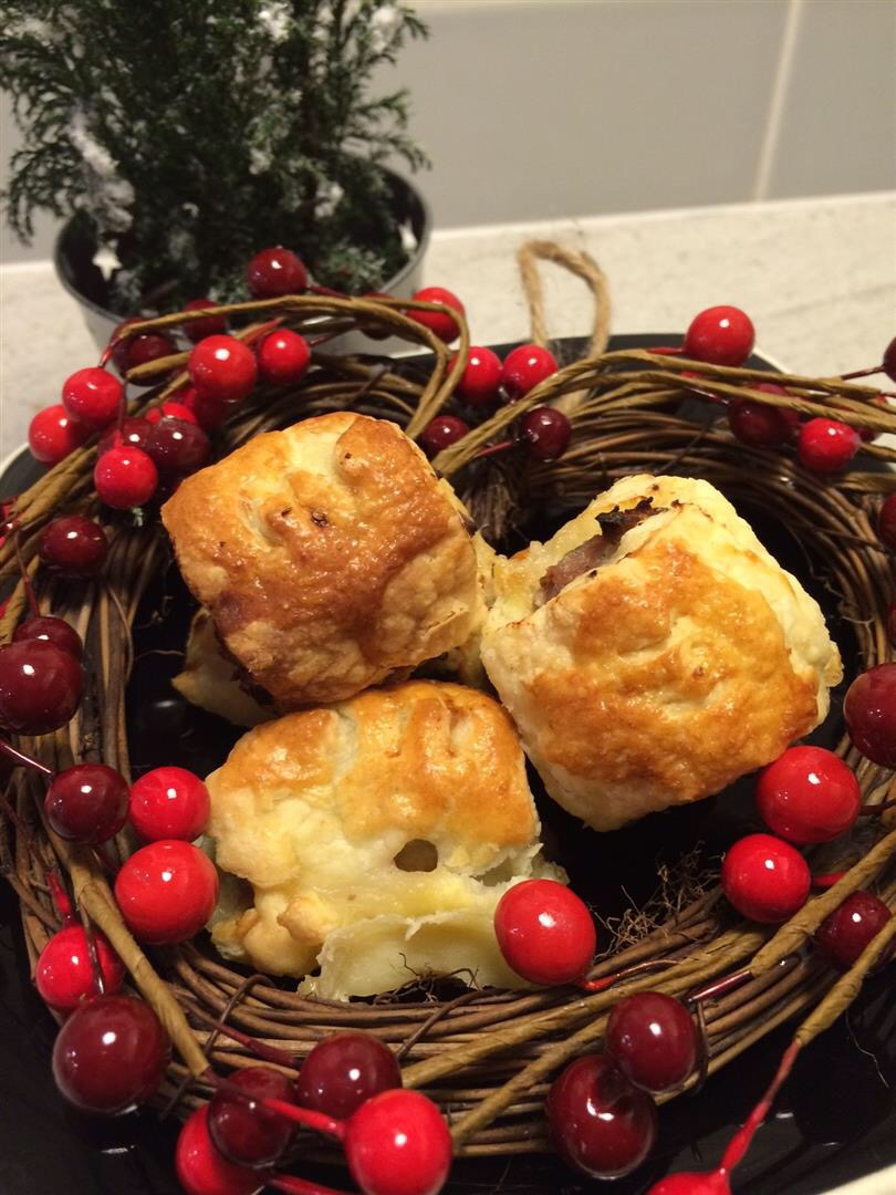 Christmas Food: Sausage Rolls Recipe