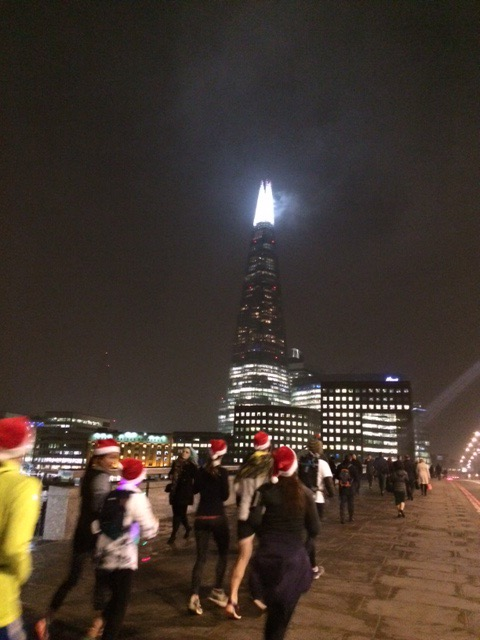 London 12km Yule Jog