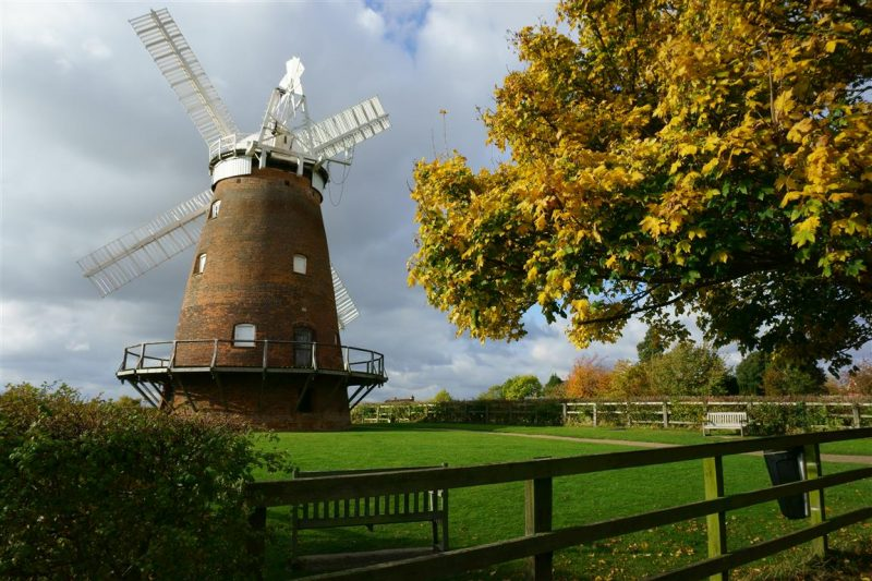 Essex Day Out To Thaxted - The Windmill