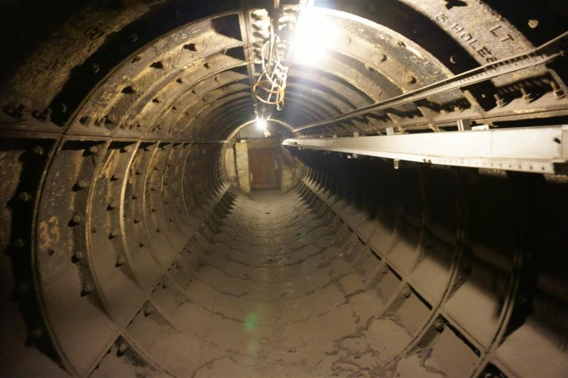 hidden london tour euston lost tunnels